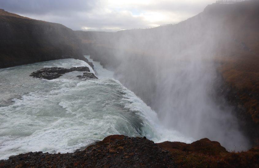 IJsland, de Golden Circle Route