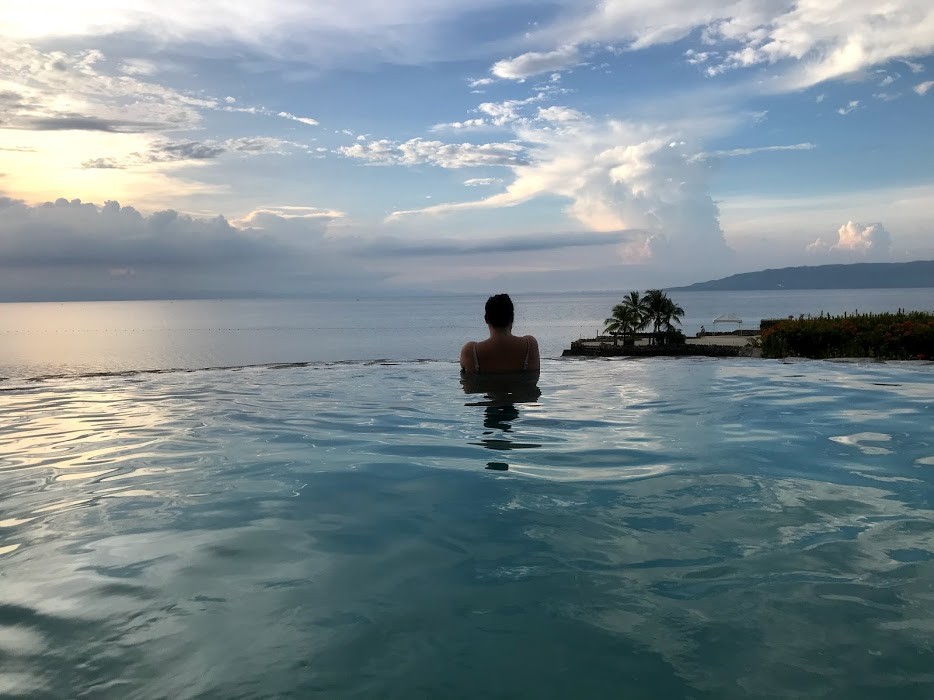 Infinityzwembad Bohol, Filipijnen