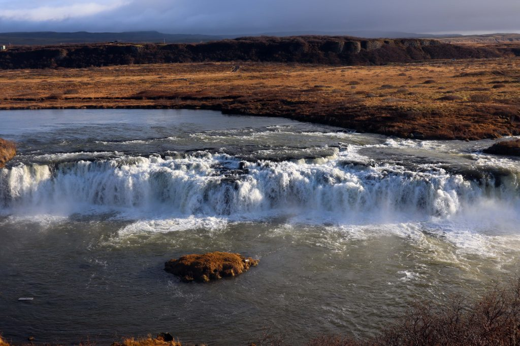 Waterval Faxifoss