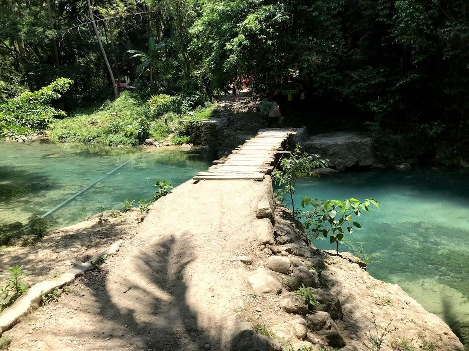 Kawasan waterval, Filipijnen