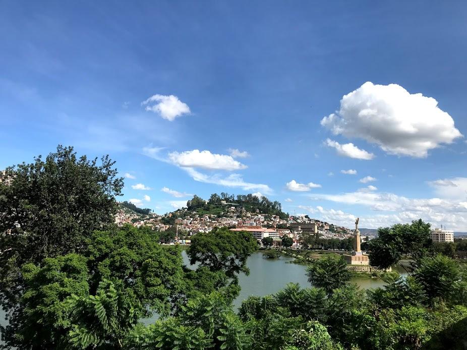 Lac Anosy, Antananarivo