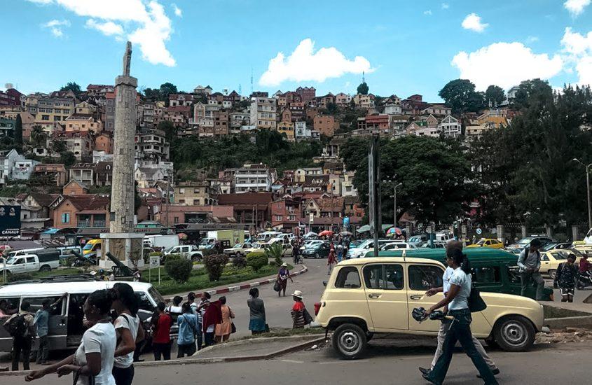 Is Madagaskar veilig?