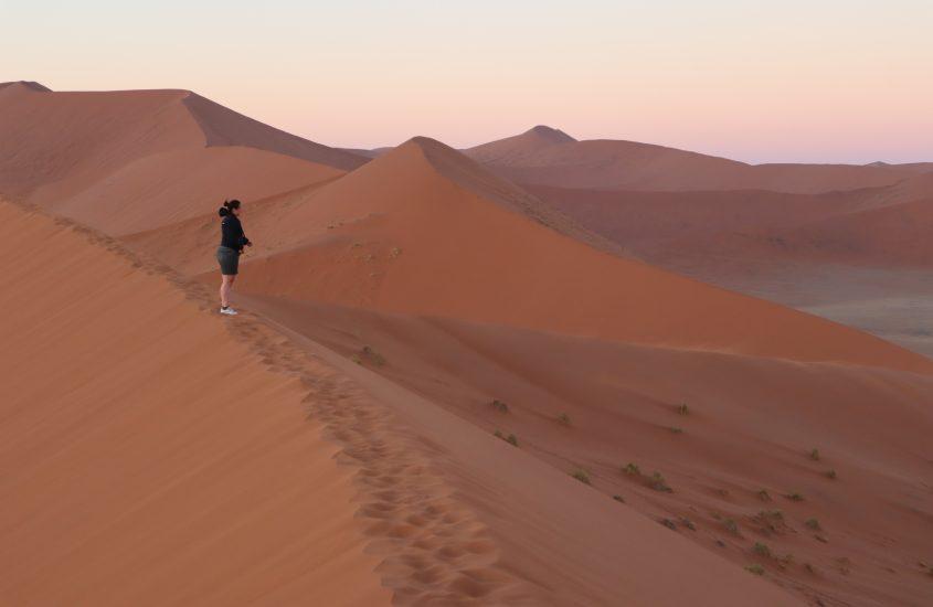 Namibië | Sossusvlei te Sesriem bezoeken