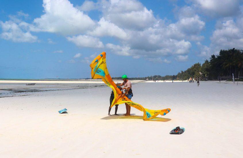 Tanzania | Kitesurfen op Zanzibar voor beginners