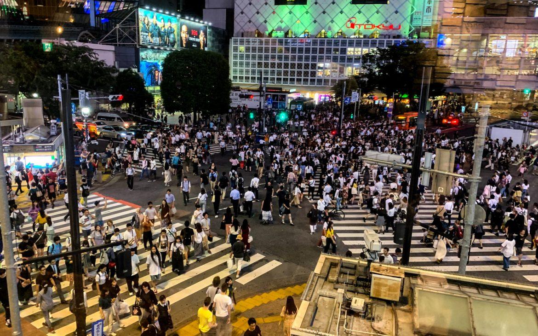 Sibuya crossing