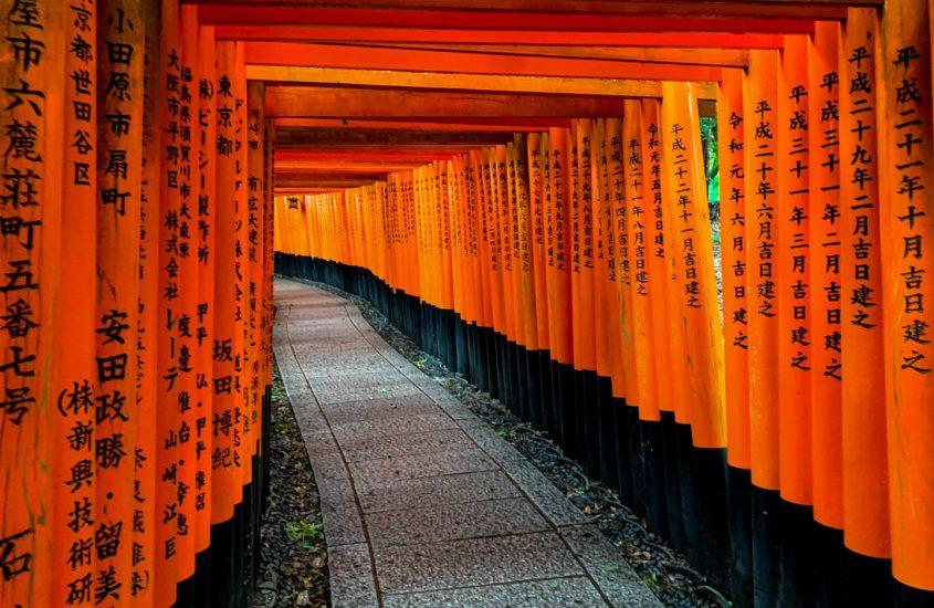 Reisroute Japan + TIPS! (18 dagen)